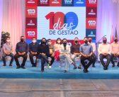 Prefeitura Municipal de Marituba presta contas dos 100 primeiros dias de gestão