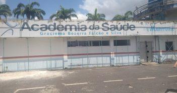 Equipe de saúde realiza visita técnica em prédios públicos de Marituba