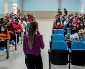 Reunião debate os avanços no setor educacional de Marituba
