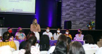 Conferência discute garantias e avanços de direitos das mulheres em Marituba